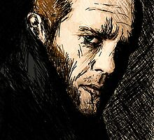 Jason Statham by Grant Pearce