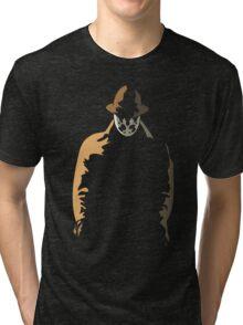 Rorschach  in the Shadows Tri-blend T-Shirt
