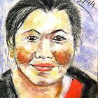 Nguyen by Christopher  Raggatt
