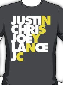 NSYNC T-Shirt