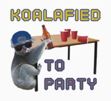 Koalified to Party by Rob DelZotto