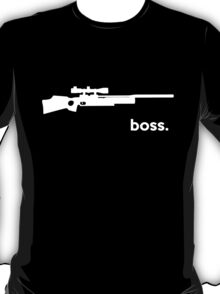 Fx Boss Airgun T-shirt T-Shirt