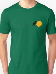 Rolling right along... Unisex T-Shirt