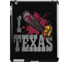 I Love Texas iPad Case/Skin