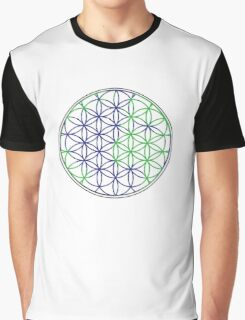 The Flower of Life (Earth #3) Graphic T-Shirt