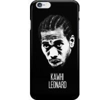 Kawhi Leonard iPhone Case/Skin