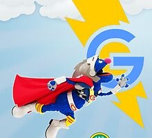super grover  by just-1-corey