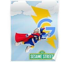 super grover  Poster
