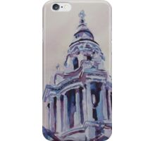 A Spire of Saint Pauls iPhone Case/Skin