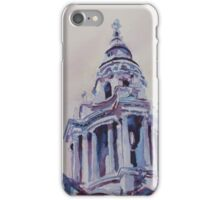 A Spire of Saint Pauls iPhone Case/Skin