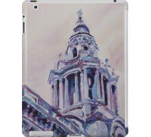 A Spire of Saint Pauls iPad Case/Skin
