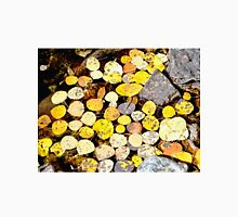 Aspen Leaves and Fall Colors in Colorado T-Shirt