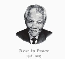 Nelson Mandela by chutch252