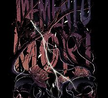 Memento Mori by nicebleed