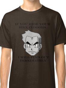 Professor Oak Says Classic T-Shirt
