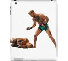 Conor McGregor Knocks Out Jose Aldo iPad Case/Skin