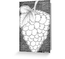 Graphes Greeting Card