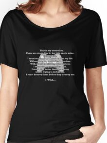 This is my controller...XBox 360 Women's Relaxed Fit T-Shirt