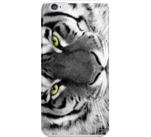 The Eye of the Tiger iPhone Case/Skin