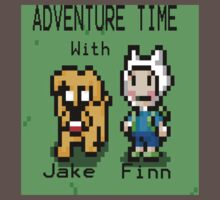Adventure time ?  by Slobbgalvan