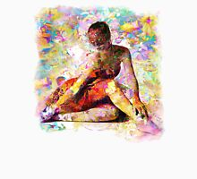 Ballerina in Repose by Mark Compton Unisex T-Shirt