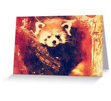 Pandamonium 1 Greeting Card