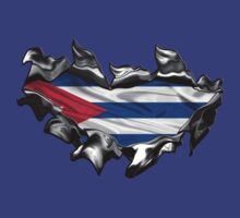 Cuba-Shirt Tear by MGraphics