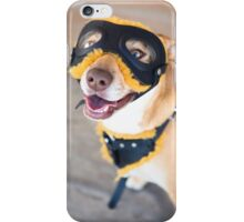 Biker Dog *PROCEEDS TO CHARITY* iPhone Case/Skin