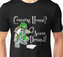 Access Denied, green2 Unisex T-Shirt