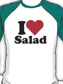 I Heart Love Salad T-Shirt
