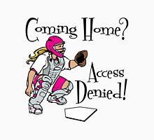 Access Denied, pink Unisex T-Shirt