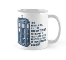 Doctor Who The Optimist Mug