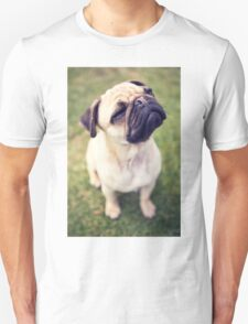 Cheesy Smile Pug *PROCEEDS TO CHARITY* Unisex T-Shirt