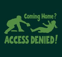 Access Denied2 , neon green by gotmoxy