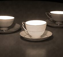 You, Me and a Cup of Tea by Linda Lees