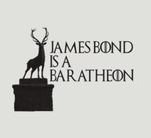 Baratheon...James Baratheon by wolfchild59