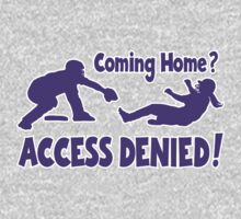 Access Denied2 , purple by gotmoxy