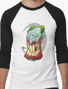 Smokin Joker Men's Baseball ¾ T-Shirt