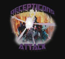 Decepticon's Attack! T-Shirt