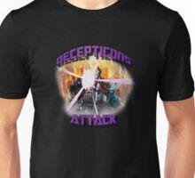 Decepticon's Attack! Unisex T-Shirt