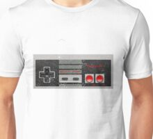 Nintendo Entertainment System Controller. Unisex T-Shirt