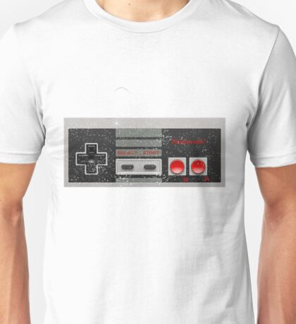 Nintendo Entertainment System Controller. Unisex T-Shirt