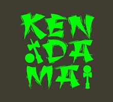 Kendama Block, neon green Unisex T-Shirt