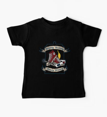 Tenth's Timey Tools Baby Tee