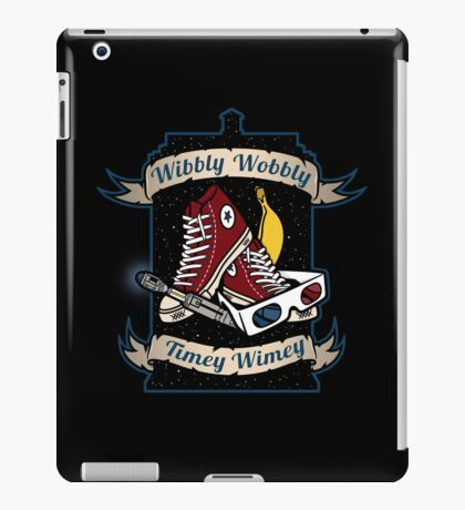 Tenth's Timey Tools iPad Case/Skin