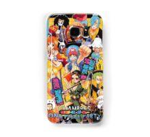 one piece party  Samsung Galaxy Case/Skin