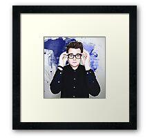 Mitchell Davis Framed Print
