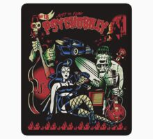 Psychobilly 8 by apocalypsebob