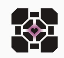 companion cube  by SageToast