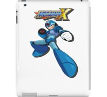 Mega Man X iPad Case/Skin